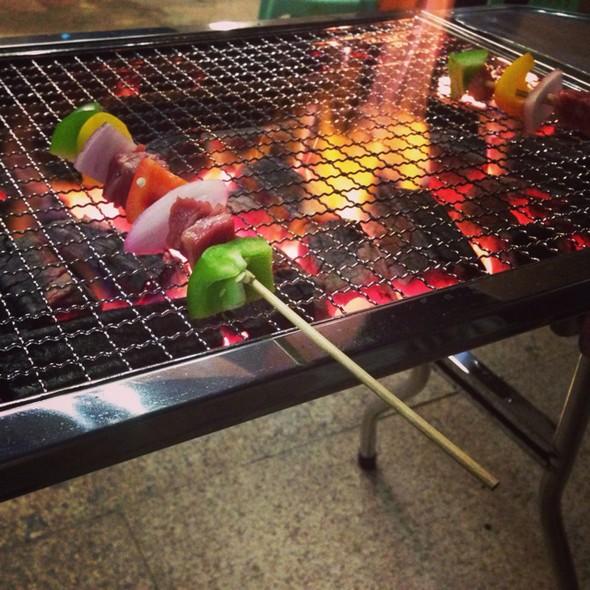 """设计师简谈""""BBQ""""""""烧烤"""""""