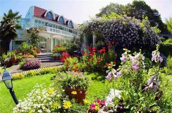 """""""中国最美私家花园""""-_三棵树庄园"""
